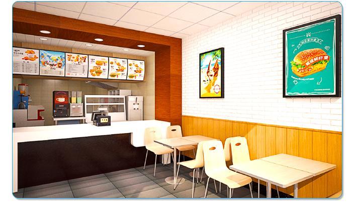 汉堡店如何提高服务质量?