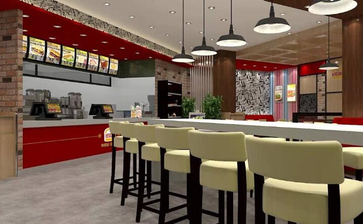 汉堡店如何吸引顾客?